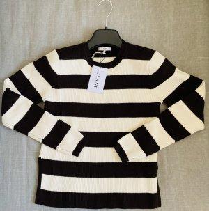 Ganni Maglione lavorato a maglia multicolore