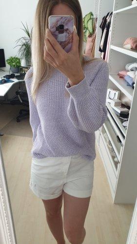 Gap Pullover a maglia grossa viola