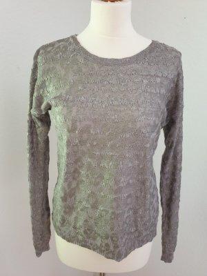 Pullover glänzend braun von s.oliver
