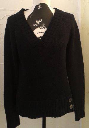 Pullover, Gr. 38, schwarz