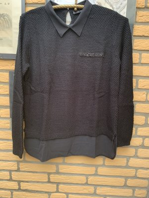 BODY FLIRT Maglione lavorato a maglia nero