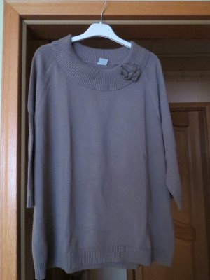 Pullover, Gr.40, taupe