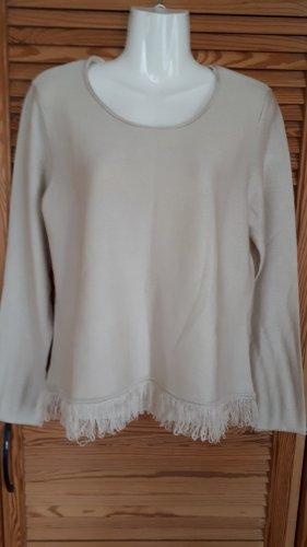BC Crewneck Sweater natural white