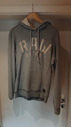 G-Star Raw Pull à capuche gris clair-gris