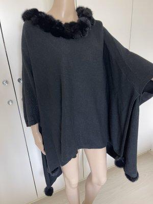 Memory & Co Fake Fur Jacket black