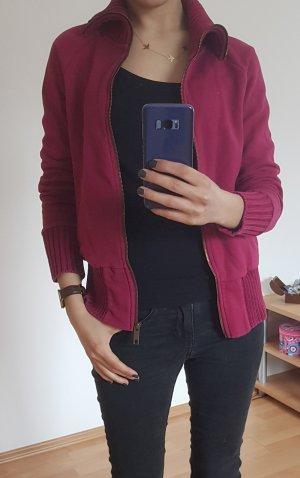 Avanti Sweater donkerrood-paars