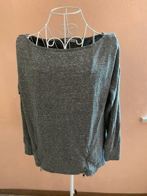JustFab Knitted Sweater grey
