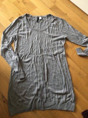 H&M Pull long gris