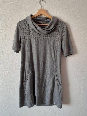 Pullover grau Kleid von Cecil Größe M Pulloverkleid
