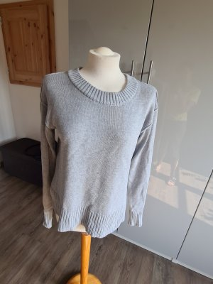 Aniston Knitted Sweater light grey