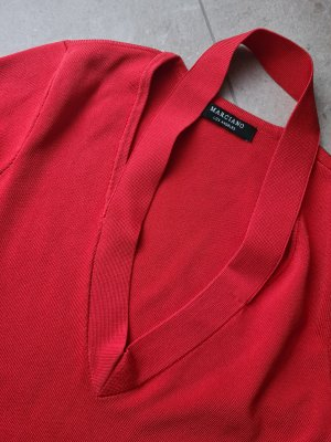 Guess by Marciano V-Neck Sweater red