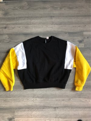 H&M Long Sweater multicolored
