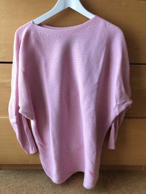 H&M Oversized Sweater light pink-pink