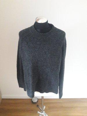 pullover h&m gr. m grau