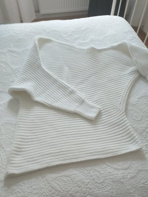 Pullover H&M  weiss Gr.XS