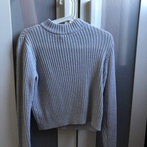 H&M Turtleneck Sweater azure