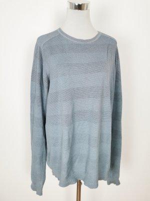 only & sons Jersey de punto grueso azul pálido-azul claro
