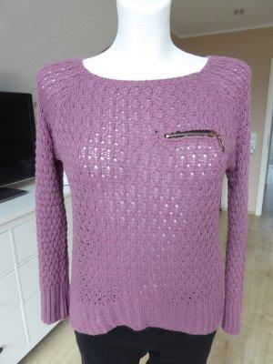 Pullover hinten länger als vorne Größe M