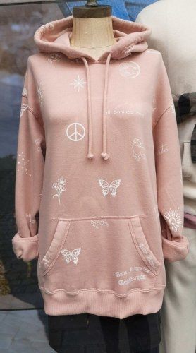 Pullover Hollister & Co Hoodie Peace Schmetterling