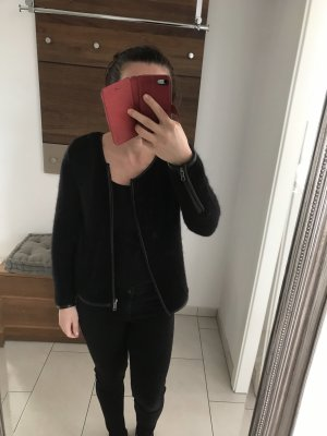 iheart Giacca in maglia nero
