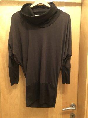 Pullover in braun