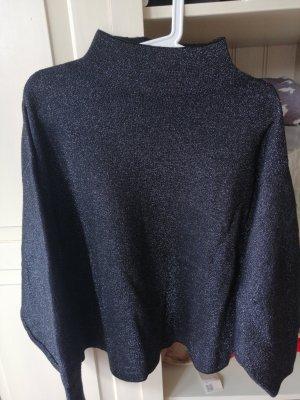 H&M Jersey de cuello alto multicolor