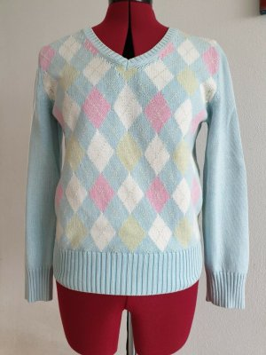 Pullover in Pastelltönen