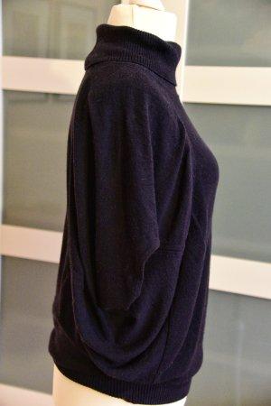 Pullover in Ponchooptik