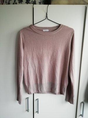 Pullover in Puderrosa