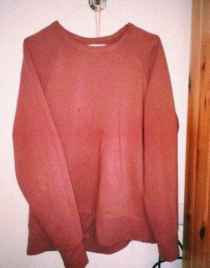 Pullover in Rosé
