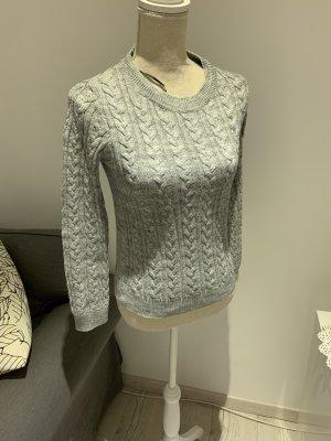 Pullover in Strick-Optik