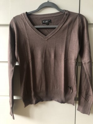 Pullover in Taupe von Mogul in M