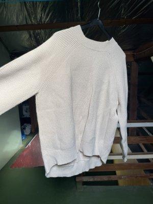 Mango Suit Pullover a maglia grossa bianco sporco