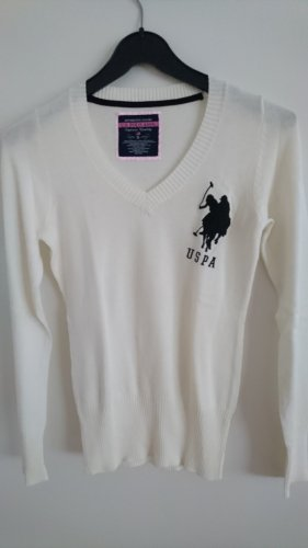 Beverly Hills Polo Club Knitwear white-cream