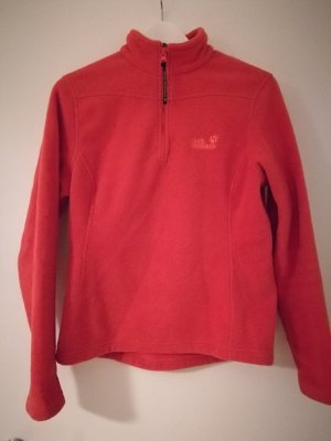 Jack Wolfskin Fleece Jumper pink