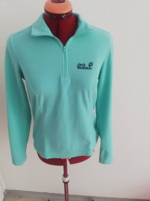 Jack Wolfskin Fleece Jumper pale green