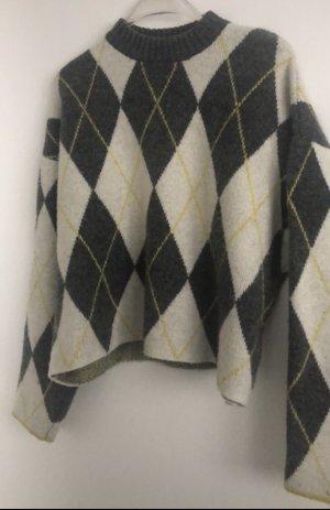 H&M Conscious Exclusive Norwegian Sweater multicolored