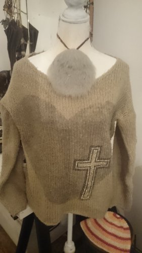 Key Largo Wool Sweater beige