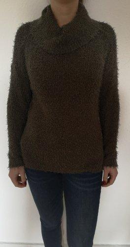 Only Turtleneck Sweater khaki
