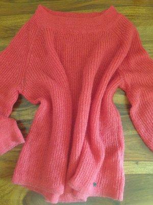 Pullover kirschrot Tom Taylor