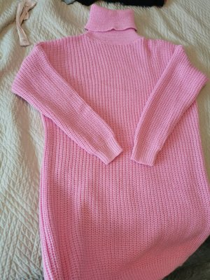 Italy Moda Abito maglione rosa chiaro