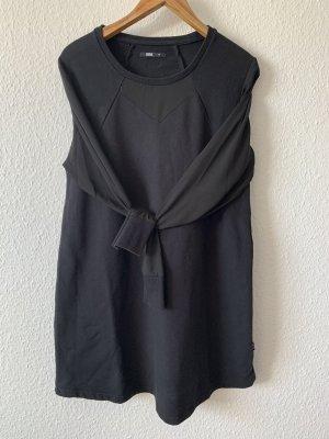 RPM Swetrowa sukienka czarny