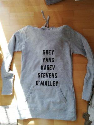 Pullover Kleid Grey's Anatomy
