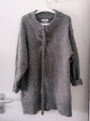 Pullover Kleid mit Wolle