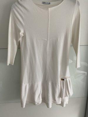 Oh la la Abito maglione bianco sporco
