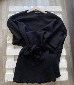 Zara Robe pull noir