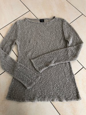 truworths Crochet Sweater grey brown