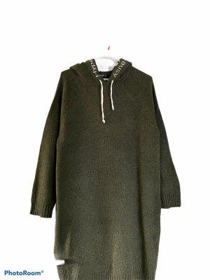lcw casual Long Sweater khaki
