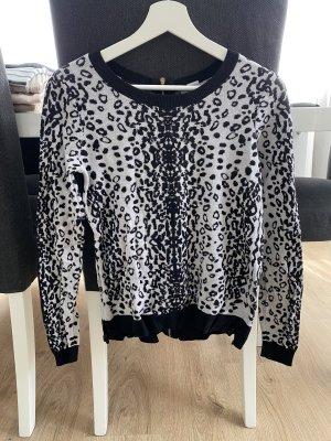 Pullover leo Print