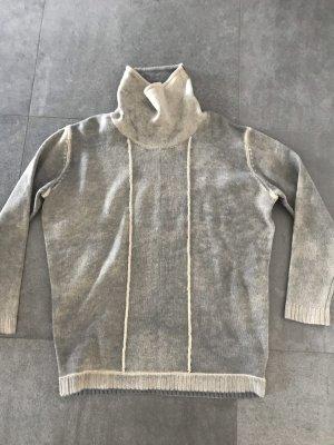 Liebeskind Turtleneck Sweater grey-beige